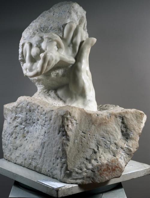 Auguste Rodin - La Main de Dieu ou la Création, 1896