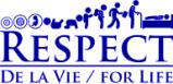 Logo Bleu sur blanc