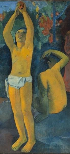 Paul Gauguin - D'où venons-nous, que sommes-nous, où allons-nous, 1897