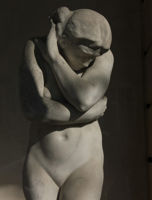 Auguste Rodin - Ève, 1881