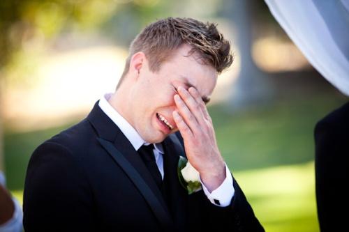groom reaction 1