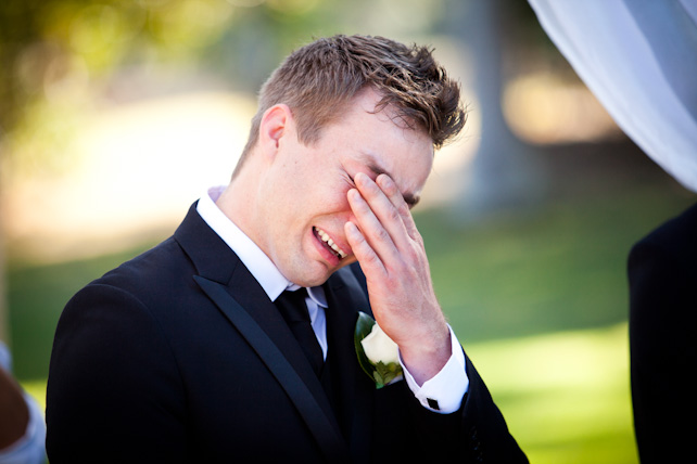 groom reaction 1